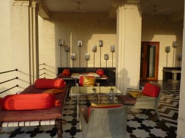 Hotel bij Udaipur