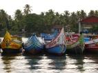 Cochin fisherboats